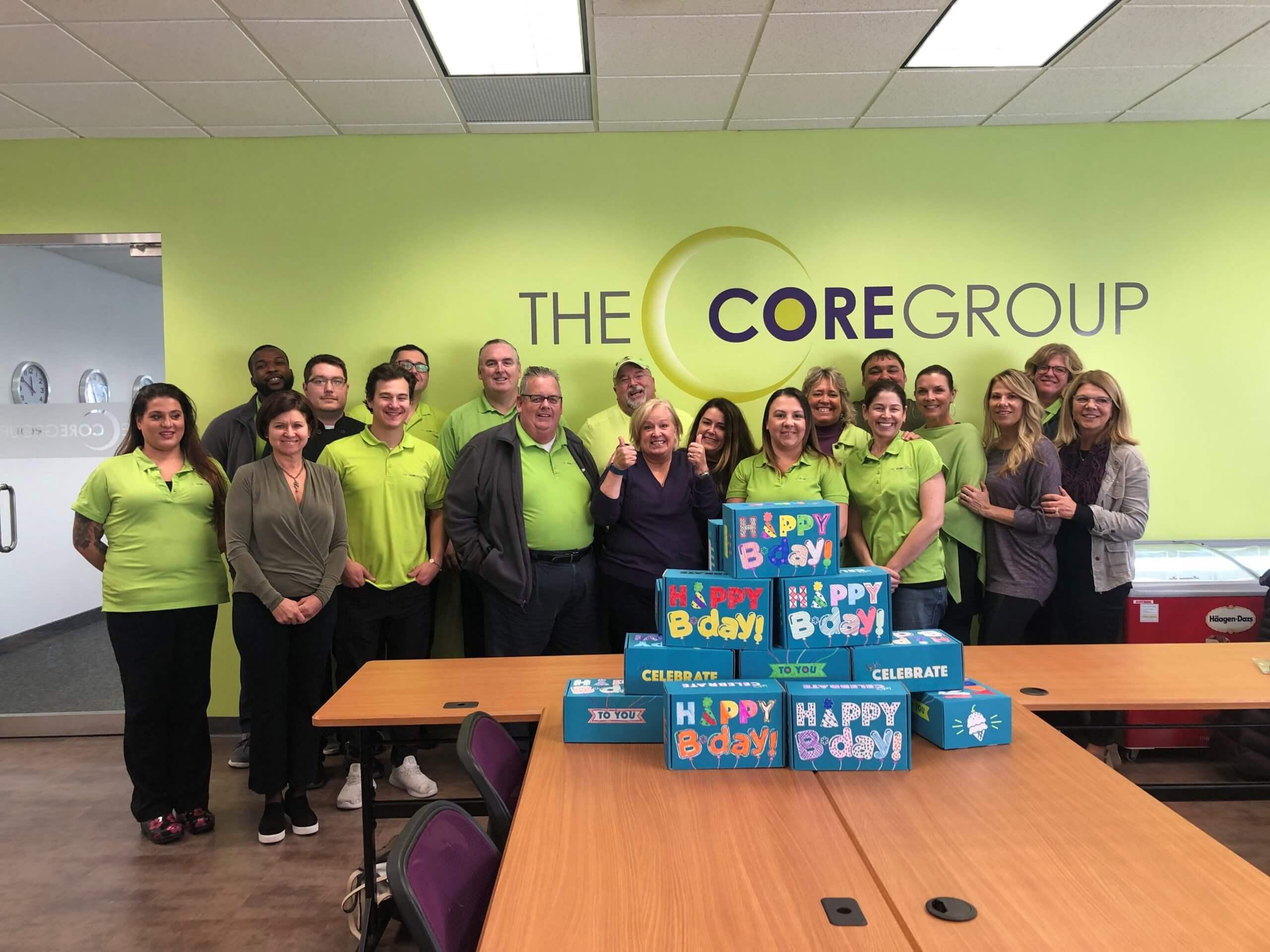 season of core caring 17