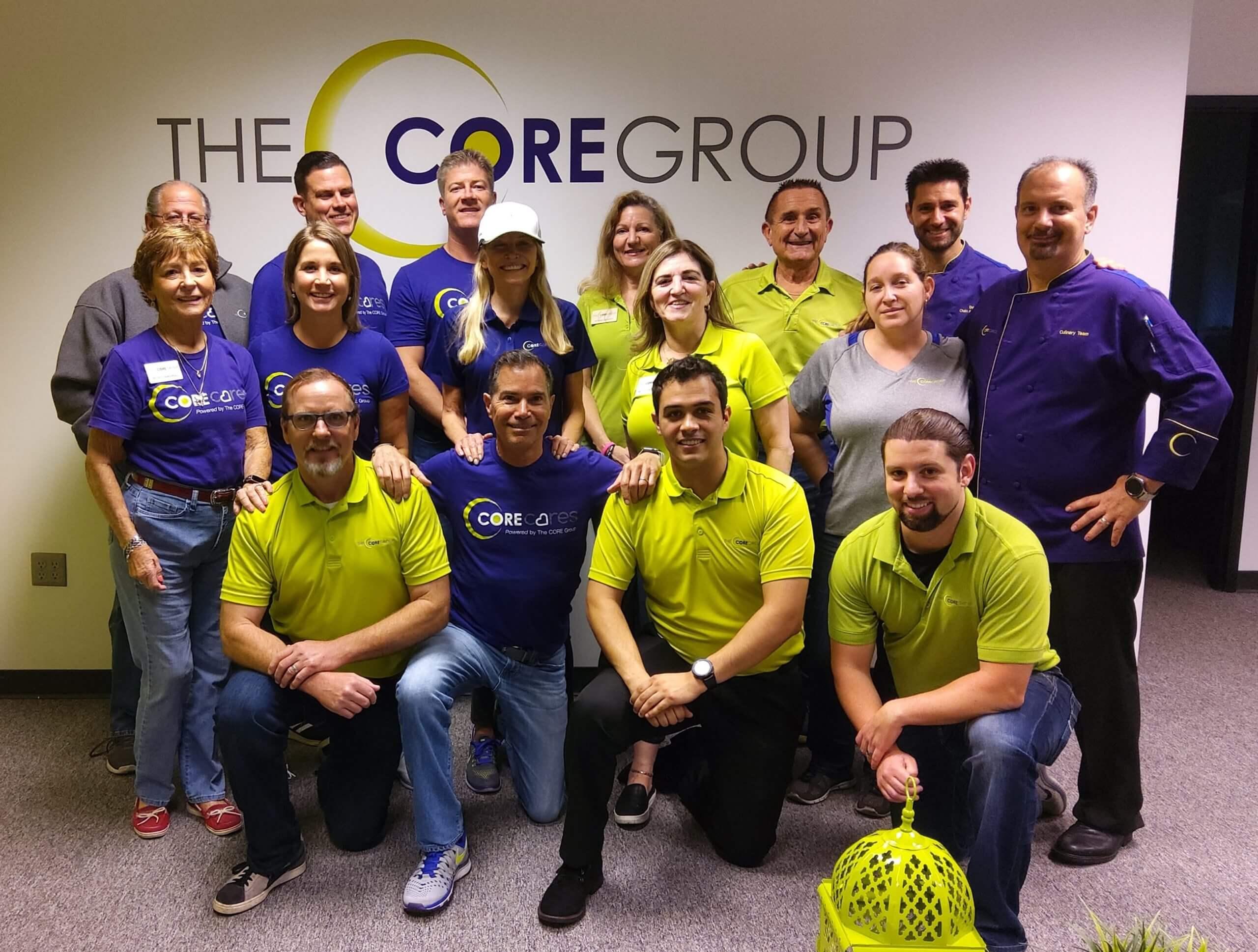 season of core caring 18